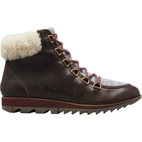 Sorel Harlow Lace Cozy Shoes Dame felt/burro